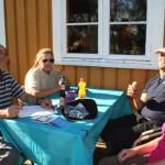 Golf er sosialt og gøy