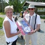 Karen Beaulieu vant nærmest pinnen Järnskjegget