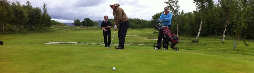 Austrått Golfklubb